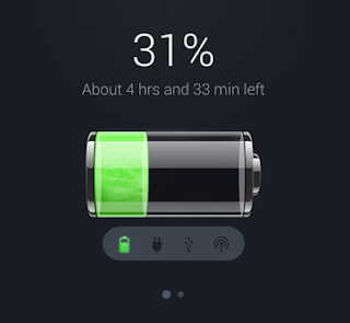how to fix an android that charges only when off