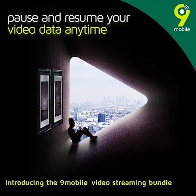 new 9mobile video streaming bundle