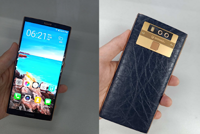 Gionee M7 Plus with cool specification