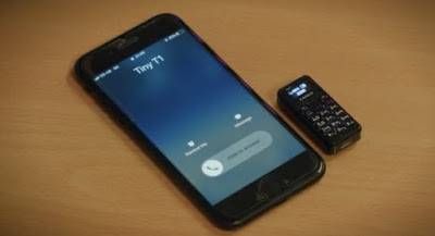 4 times smaller than iPhone