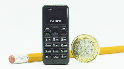 smallest smartphone in the world