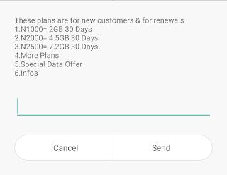 glo downsized data plan