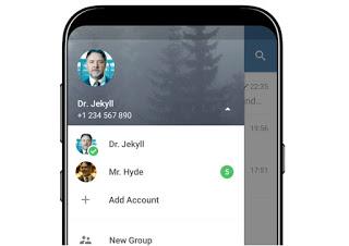 create multiple account on telegram