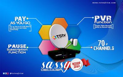 Tstv Sassy Decorder