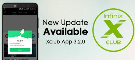 infinix xclub 3.2.0