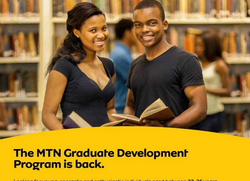 MTN Global graduate developement
