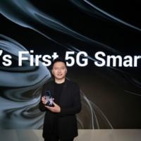 Oppo 5G smartphone