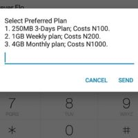 mtn 1gb for 200