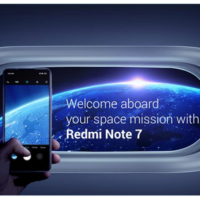 redmi note 7 space