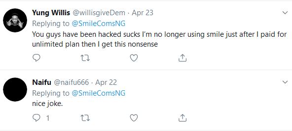 Smile NG Malware attack