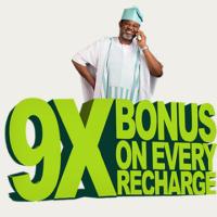 900% bonus offer