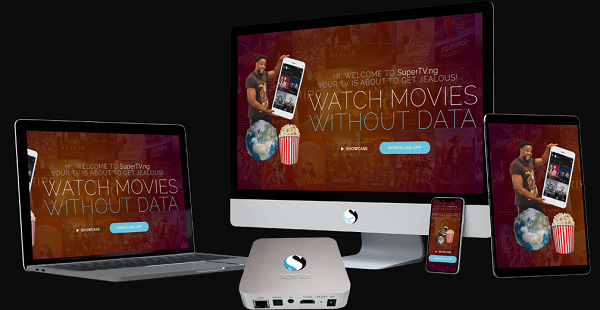 9mobile SuperTV app - Stream High Classic Movies without