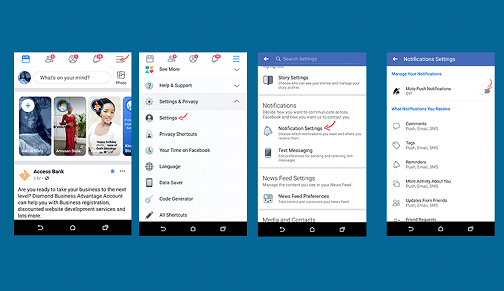reduce data usage on facebook