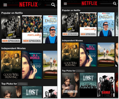 Netflix mobile-only streaming plan
