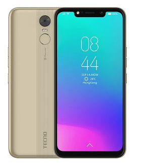 Tecno Pourvoir 3 plus