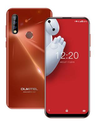 C17 Pro Oukitel model