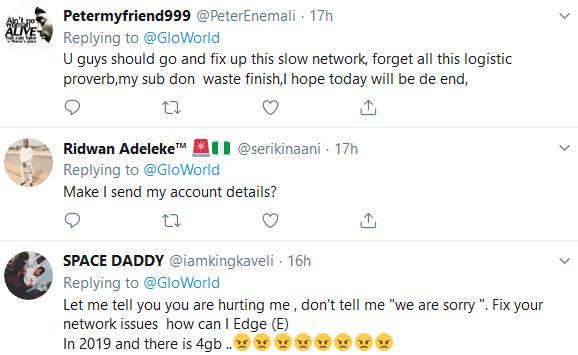 Glo network