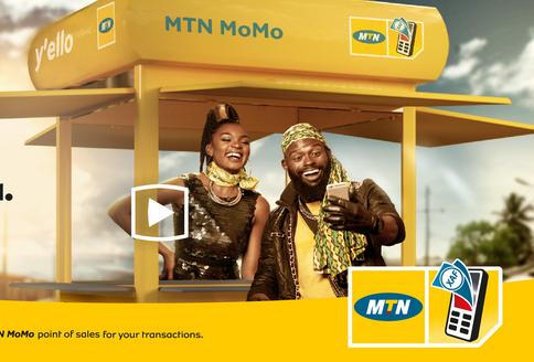 MTN MoMo Agent in Nigeria