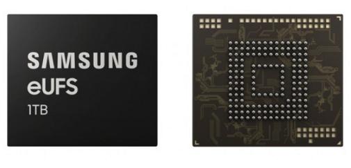 Samsung 1TB storage