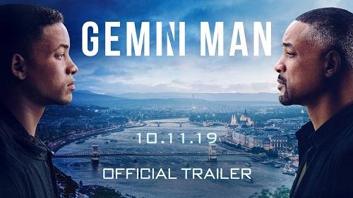 weekend movies - Gemini man