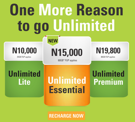 unlimited data plans