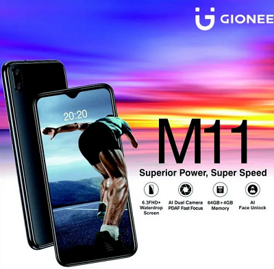 Gionee M11