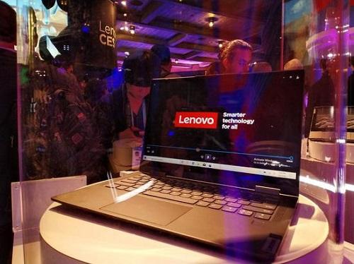 Lenovo 5G CES 2020