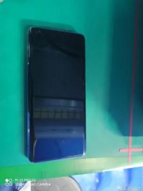 Xiaomi Mi 10 pro front
