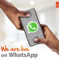GTbank WhatsApp