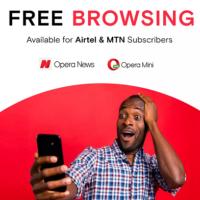 Opera free browsing