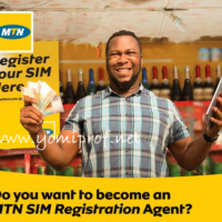 MTN Sim registration agent