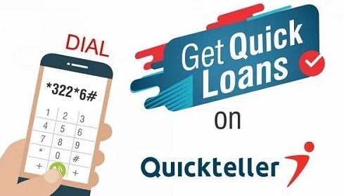 quickteller loan app ussd