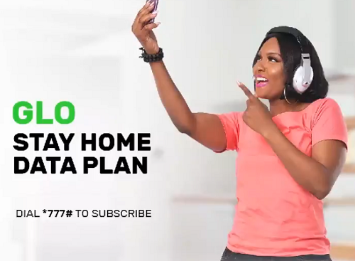 Glo Stay Home Data
