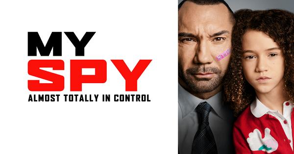 Lockdown Movies my spy