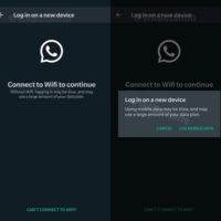whatsapp multi-device feature