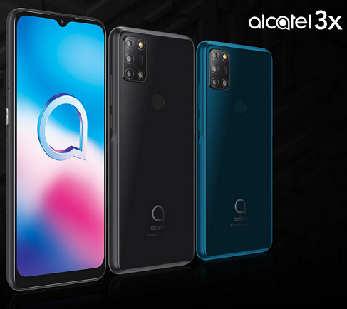 Alcatel 3X Phones