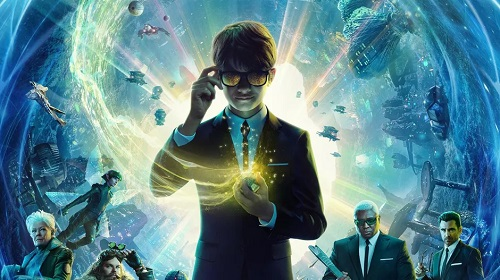 Weekend movies - Artemis Fowl
