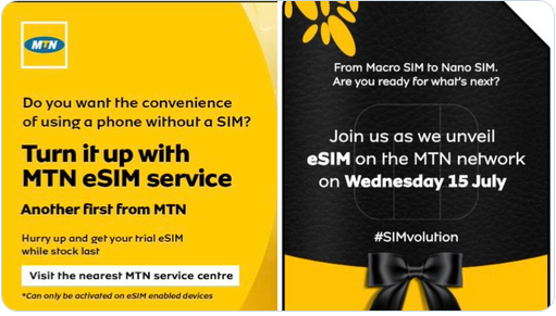MTN eSIM Everything you need to know and How to Activate for Free