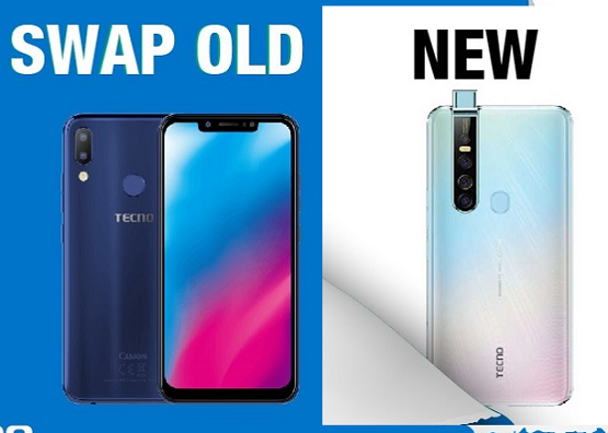 Phone swap tecno infinix itel
