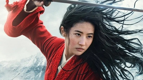 Top 10 Most Downloaded Movies: Mulan