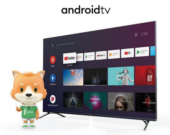 Syinix Android tv