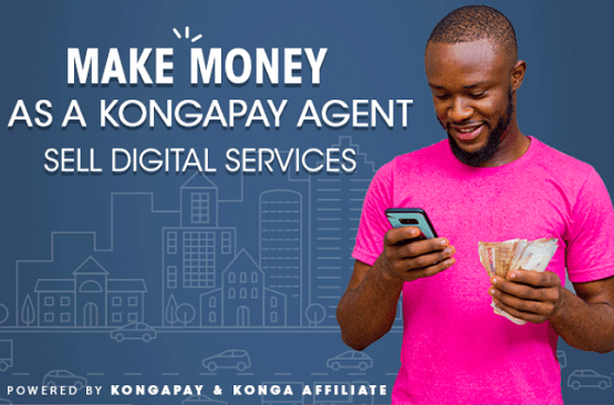 KongaPay Agent