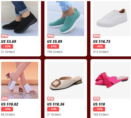 Black friday deals: Shoes