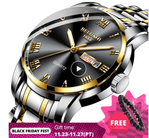 Wristwatch black friday deals