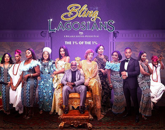 The Bling Lagosians