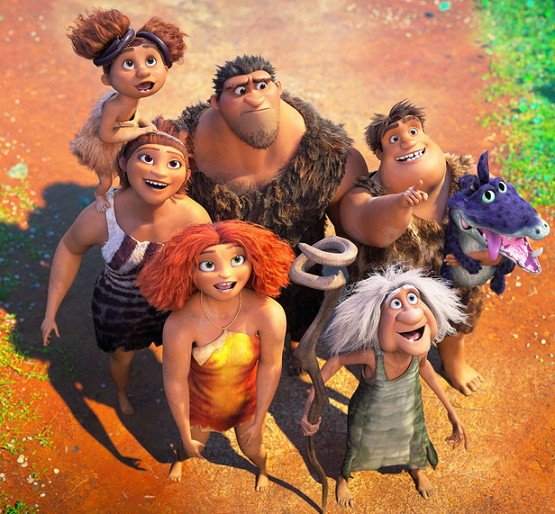 The croods movies