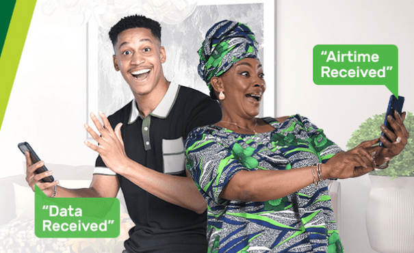 Glo borrow for others