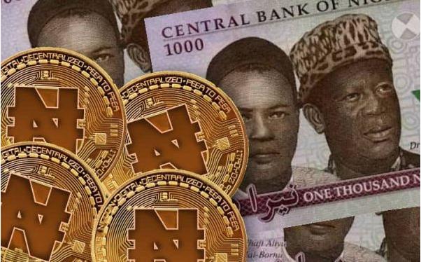 Nigeria e-Naira crytocurrency