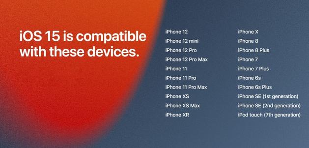 eligible iphones