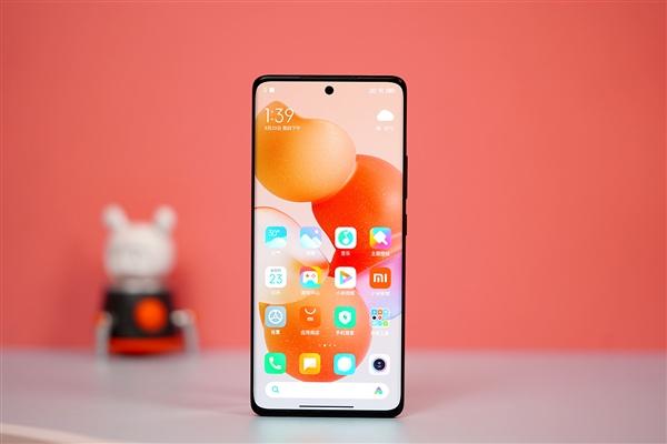 Xiaomi civi  front design